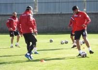 Elazığspor'da Eskişehirspor Maçı Hazırlıkları