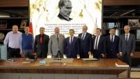 PANCAR EKİCİLERİ KOOPERATİFİ - Erciyes Üniversitesi Sanayicilerle İşbirliği İçin Sahada