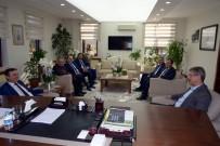 ERÜ İle Kayseri Şeker Üniversite-Sanayi İşbirliğini Konuştu
