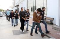 ADANA EMNİYET MÜDÜRLÜĞÜ - FETÖ'den Gözaltına Alındılar, '15 Temmuz Hain Bir Kalkışmadır' Dediler