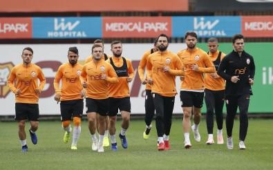 Galatasaray'da Kayserispor mesaisi
