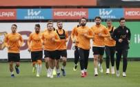 FLORYA - Galatasaray'da Kayserispor mesaisi