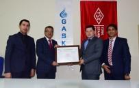 GASKİ, ISO 9001 Belgesini Yeniledi