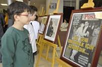 MİLLİ BAYRAM - GKV'de 'Basın Atatürk' Sergisi