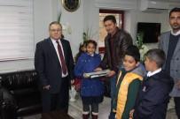 GÜRBULAK - Gümrük Müdürü Dara'dan Öğrencilere Bilgisayar Desteği