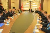 Hakkari'de 'İl Uyuşturucu Koordinasyon Kurulu' Toplantısı
