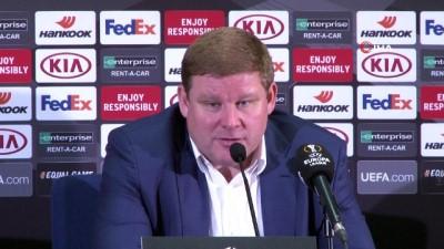 Hein Vanhaezebrouck Açıklaması 'Oyuncuların Hataları Nedeniyle Gruptan Çıkamadık'