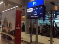 HAYDAR ALİYEV - İstanbul Havalimanı'ndan Bakü'ye İlk Uçuş Gerçekleşti
