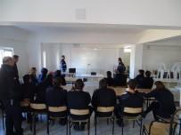 İtfaiye Müdürlüğü Tarafından Eğitim Çalışmaları Sürüyor