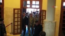 Jandarma Genel Komutanı Çetin'den Vali Baruş'a Ziyaret