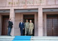 Jandarma Genel Komutanı Çetin Malatya'da