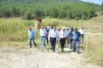 Jeotermal Sahası Gediz Belediyesi'ne Devredildi