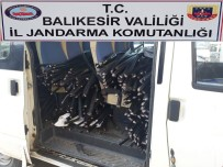 İNŞAAT ELDİVENİ - Kablo Hırsızları Suçüstü Yakalandı
