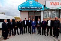 Kaymakam Mehmetbeyoğlu'dan STK'lara Ziyaret