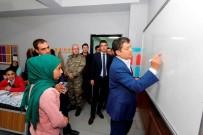 Kaymakam Mehmetbeyoğlu'ndan Okul Ziyaretleri