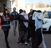 Kayseri'de Hırsızlık Operasyonu Açıklaması 14 Gözaltı