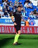 Kayserispor-Galatasaray Maçını Ümit Öztürk Yönetecek