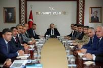 Kış Mevsimine Yönelik Tedbirler Vali Ali Hamza Pehlivan Başkanlığında Değerlendirildi