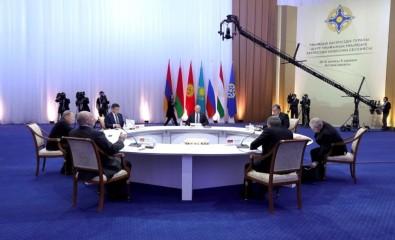 Kolektif Güvenlik Antlaşması Örgütü Zirvesi Kazakistan'da Başladı