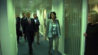 Kosova Ve Sırbistan Liderleri Brüksel'de Bir Araya Geldi
