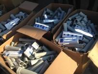 Malatya'da 3 Bin  Paket Kaçak Sigara Ele Geçirildi