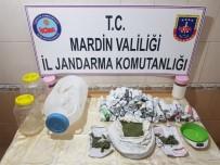 Mardin'de 1 Kilo 800 Gram Uyuşturucu Ele Geçirildi