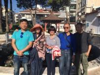 ZİYARETÇİLER - Marmaris'e Çinli Turist İlgisi Her Geçen Gün Artıyor