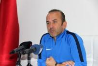 GÖZTEPE - Mehmet Özdilek Açıklaması 'Göztepe Maçından Galibiyet Alıp Milli Takım Arasına Moralli Girmek İstiyoruz'