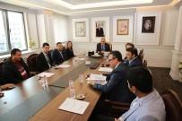 MEMDUH BÜYÜKKıLıÇ - Melikgazi Belediyesi'nde Deprem Yönetmeliği Toplantısı