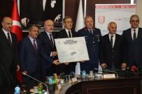 SAVAŞ UÇAĞI - Milli Uçağın Milli Jet Motoru İçin İmzalar Atıldı