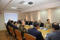 Muş'ta 'Bağımlılık Ve Uyuşturucuyla Mücadele' Toplantısı