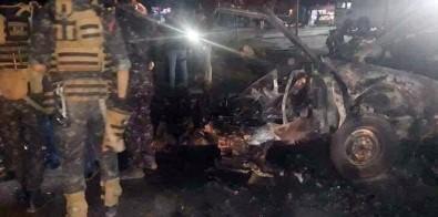 Musul'da Patlama Açıklaması 2 Ölü