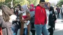 KOÇAK - Öğrenciler Maskeyle Yürüyerek Lösemiye Dikkati Çekti