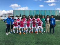 TEKERLEKLİ SANDALYE - Ortaçeşme Spor Kulübü'nden Türkiye Omurilik Felçlileri Derneği'ne Destek