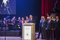 CELAL ŞENGÖR - Osmanlı Ocakları Genel Başkanı Kadir Canpolat'tan Prof.Dr. Şengör'ün Açıklamalarına Tepki