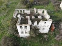 PADIŞAH - (Özel) 222 Yıllık Tarihi 'Azatlı Baruthanesi' Gün Yüzüne Çıktı