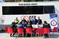 Polislerden Örnek Kan Bağışı