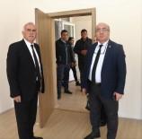 İŞ DÜNYASI - Rektör Karamustafa, İlçelerdeki MYO'larda İncelemelerde Bulundu