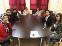 Sağlık Bilimleri Fakültesi Dekanı Prof. Dr. Sevim Çelik, Öğrenci Temsilcileri İle Görüştü