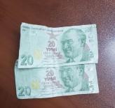 Sahte Para İle Alışveriş Yaparken Yakalandılar