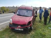 Samsun'da Trafik Kazası Açıklaması 6 Yaralı