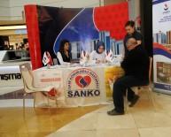 KADIN HASTALIKLARI - SANKO Hastanesi, SANKO Park Avm'de Organ Bağışı Bilgilendirmesi Yapıyor