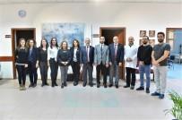RESIM SERGISI - SAÜ'de 'Birlikte 2' İsimli Karma Resim Sergisi Açıldı