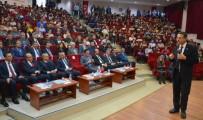 SAYIŞTAY - Sayıştay Başkanı Seyit Ahmet Baş, ÇOMÜ'lülerle Buluştu