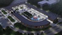 SİNEMA SALONU - SDÜ Sosyal Yaşam Merkezi'ne 'Türkiye'nin En İyi Eğitim Binası' Ödülü