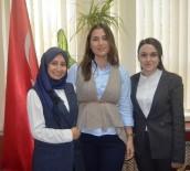 SÜLEYMAN DEMIREL ÜNIVERSITESI - Selendi'nin Kadın Cumhuriyet Savcısı Ve Hakimleri Görevlerine Başladı