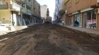Silopi'de Ara Sokak Çalışmaları Devam Ediyor