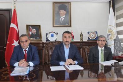 Siverek Belediye Başkanının Basın Toplantısında Gerginlik