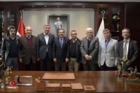 İSMAİL ARSLAN - Sivrihisarlılar Derneği'nden Başkan Ataç'a Ziyaret