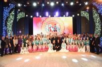 Tataristan'dan Marmaris'e 'Kardeşlik Ve Kavuşma' Festivali